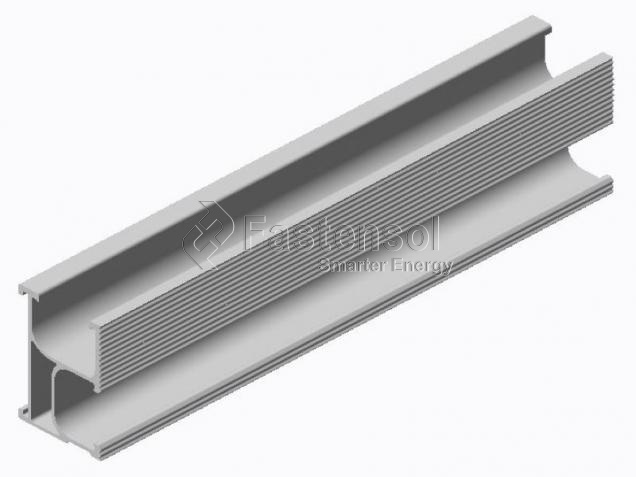 Aluminum Solar Mounts Rail wholesale