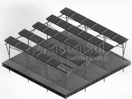 Solar Farming Mounting system supplier