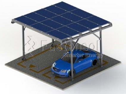 Solar Carport Mounting System supplier