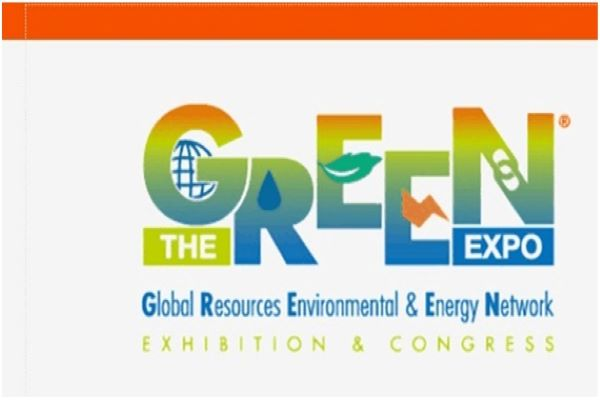 THE GREEN® EXPO 2019 Invited by Fasten Solar