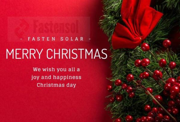 The Holiday Time of  Xiamen Fasten Solar