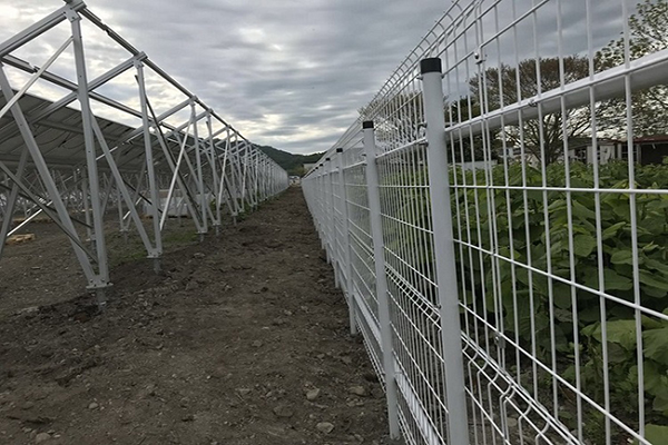 1500 metres fence in Japan