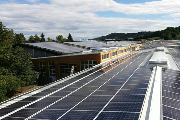 2.4MW railless mounting solution in New Zealand